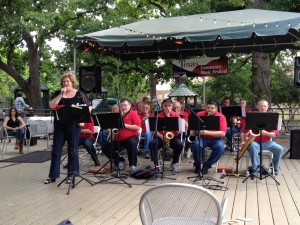 Lone Star Swing Syndicate brings the big band sound to TCMF, Saturday, 4-26-14